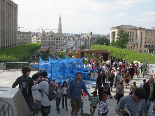 Monts des Arts 2009